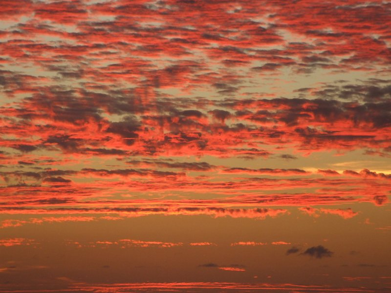 maio cape verde sunset