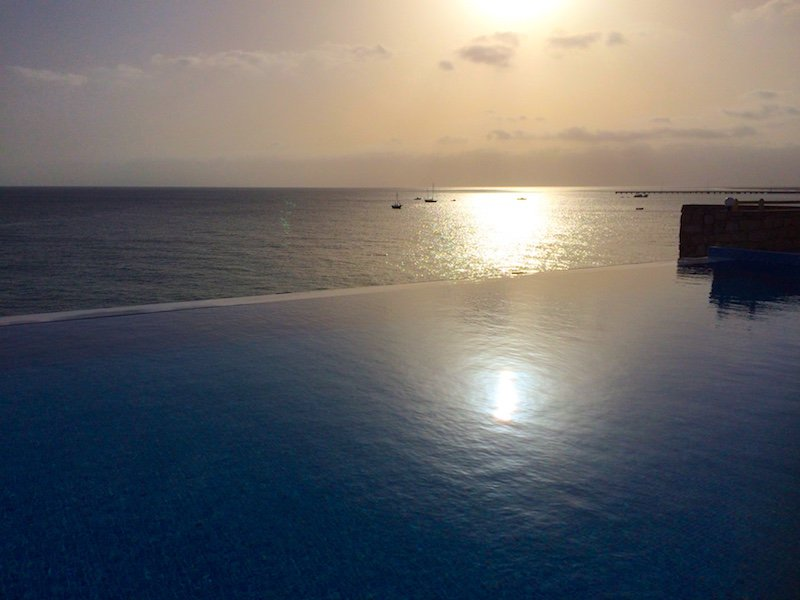 stella maris maio cape verde pool