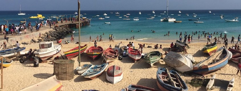 Economic growth in Cape Verde