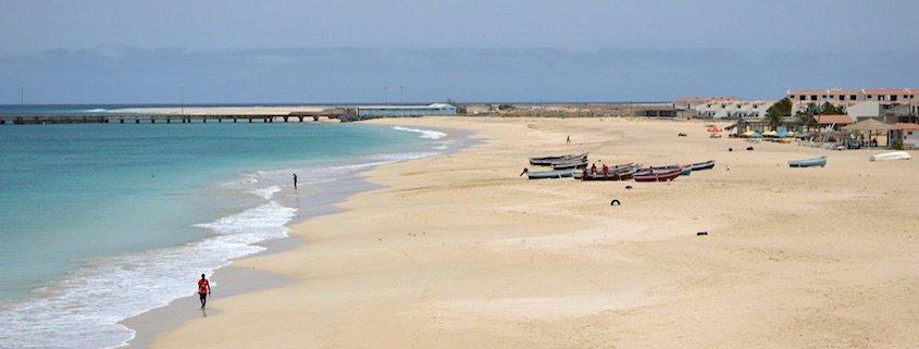 Main beach Maio