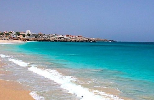 Maio beach games, Cape Verde