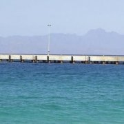Port on Maio, Cape Verde
