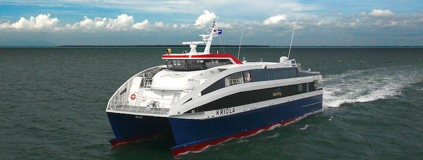 Ferry services, Cape Verde