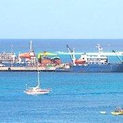 New port on Maio update