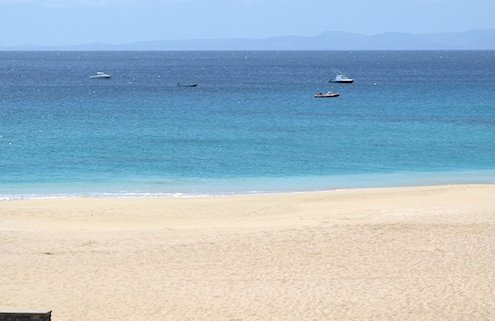 Bitxa Rotxa beach, Maio island