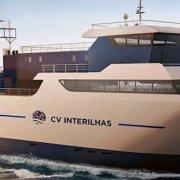 new CV Interilhas ferry